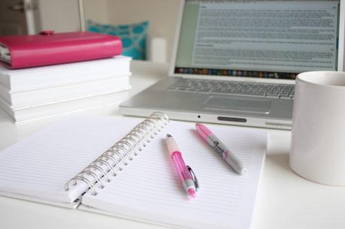 exam-studying