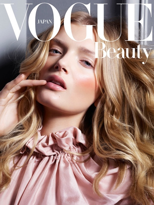 Who-What-Wear-Blog-6-Pretty-Pink-Beauty-Looks-Vogue-Japan-Lily-Donaldson-Jem-Mitchell-1