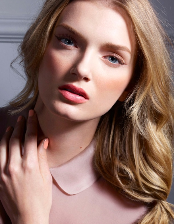 Who-What-Wear-Blog-6-Pretty-Pink-Beauty-Looks-Vogue-Japan-Lily-Donaldson-Jem-Mitchell-6
